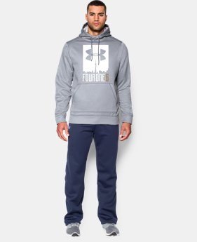 New Arrival  Men's UA The Four One 6 Hoodie LIMITED TIME: FREE SHIPPING  $64.99