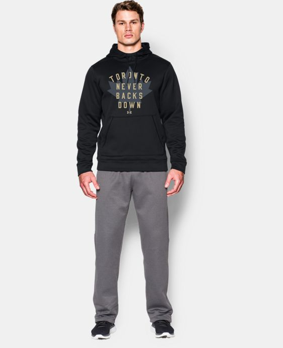 New Arrival  Men's UA Toronto Never Backs Down Hoodie   $64.99