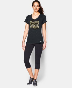 Women's UA SC30 I Can Do All Things T-Shirt