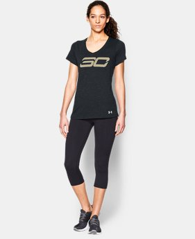 Women's UA SC30 T-Shirt LIMITED TIME: FREE SHIPPING 1 Color $32.99