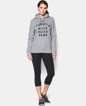 New Arrival  Women's UA Toronto Never Backs Down Hoodie  1 Color $64.99