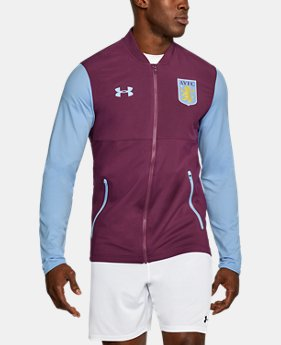 Men's Aston Villa UA Storm Stadium Jacket  1 Color $120