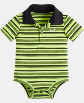 Boys' Infant UA Polo Bodysuit  LIMITED TIME: FREE U.S. SHIPPING 1 Color $16.99
