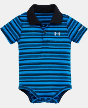 Boys' Infant UA Polo Bodysuit  LIMITED TIME: FREE U.S. SHIPPING  $21.99
