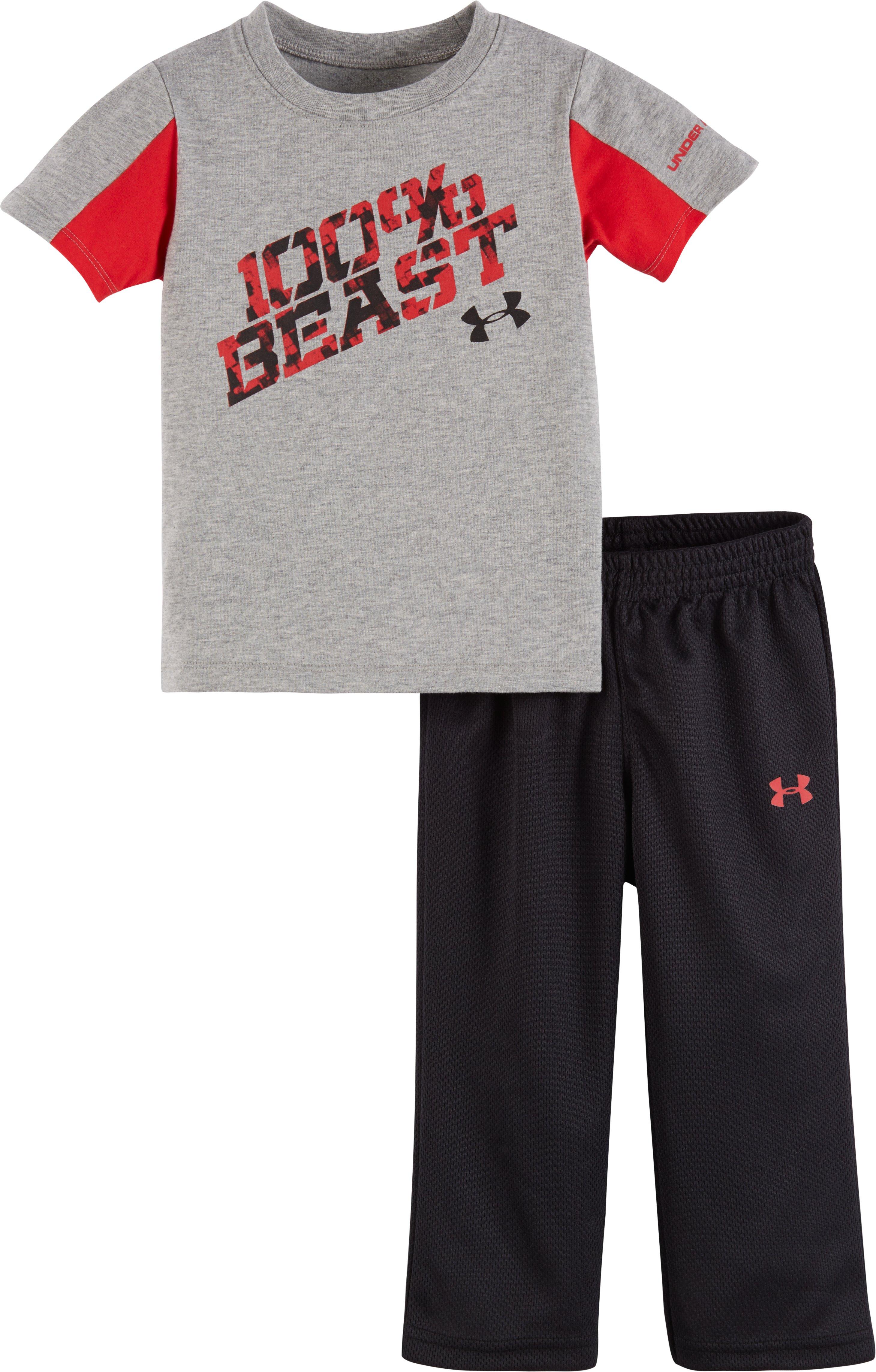 Boys Newborn UA Beast Set