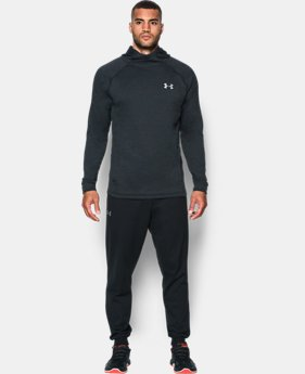 Men's UA Tech™ Terry Fitted Hoodie  2 Colors $64.99