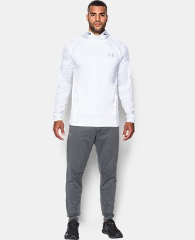 Men's UA Tech™ Terry Fitted Hoodie  1 Color $41.24