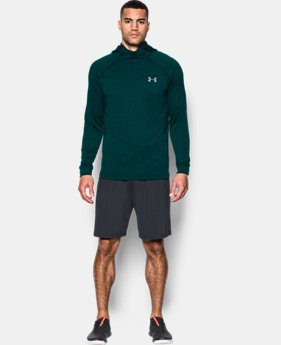 Men's UA Tech™ Terry Fitted Hoodie  4 Colors $64.99