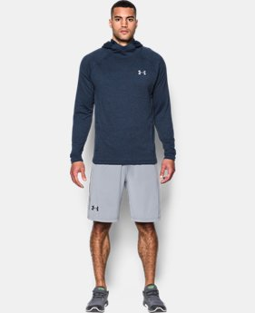 Men's UA Tech™ Terry Fitted Hoodie  3 Colors $54.99