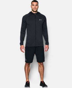 Men's UA Tech™ Terry Fitted Full Zip Hoodie  3 Colors $52.49 to $69.99