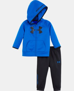 Boys' Newborn UA Armour® Fleece Set LIMITED TIME: FREE U.S. SHIPPING 1 Color $42.99
