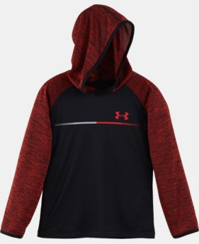 New Arrival Boys' Pre-School UA Tech™ Hoodie LIMITED TIME: FREE U.S. SHIPPING 1 Color $32.99