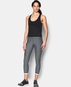 Women's UA Tech™ Slub Shorty Tank  2 Colors $19.99 to $26.99