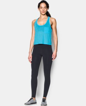 Women's UA Tech™ Slub Shorty Tank  1 Color $19.99 to $26.99