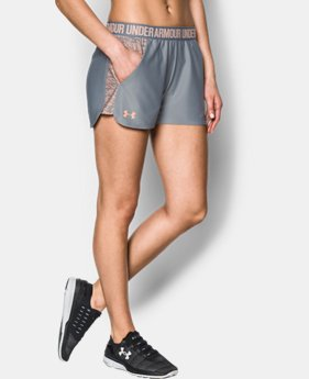 Women's UA Play Up Shorts 2.0 - Printed 3 FOR $40 1  Color $22.49