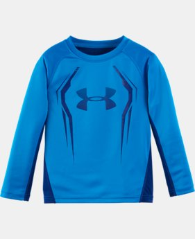 Boys' Toddler UA Maxed Out Long Sleeve   $29.99