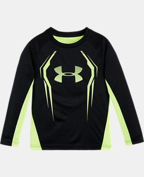 Boys' Pre-School UA Maxed Out Long Sleeve LIMITED TIME: FREE U.S. SHIPPING  $29.99