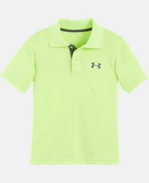 Boys' Toddler UA Match Play Polo  LIMITED TIME: FREE U.S. SHIPPING  $20.99
