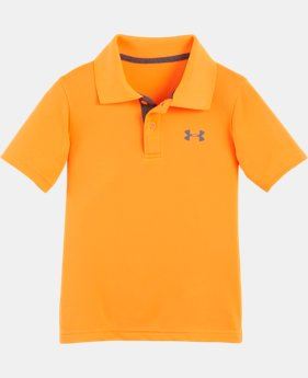 New Arrival Boys' Pre-School UA Match Play Polo Shirt LIMITED TIME: FREE SHIPPING 1 Color $26.99