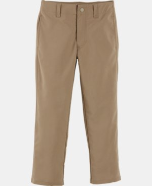 New Arrival Boys' Pre-School UA Match Play Pants   $39.99