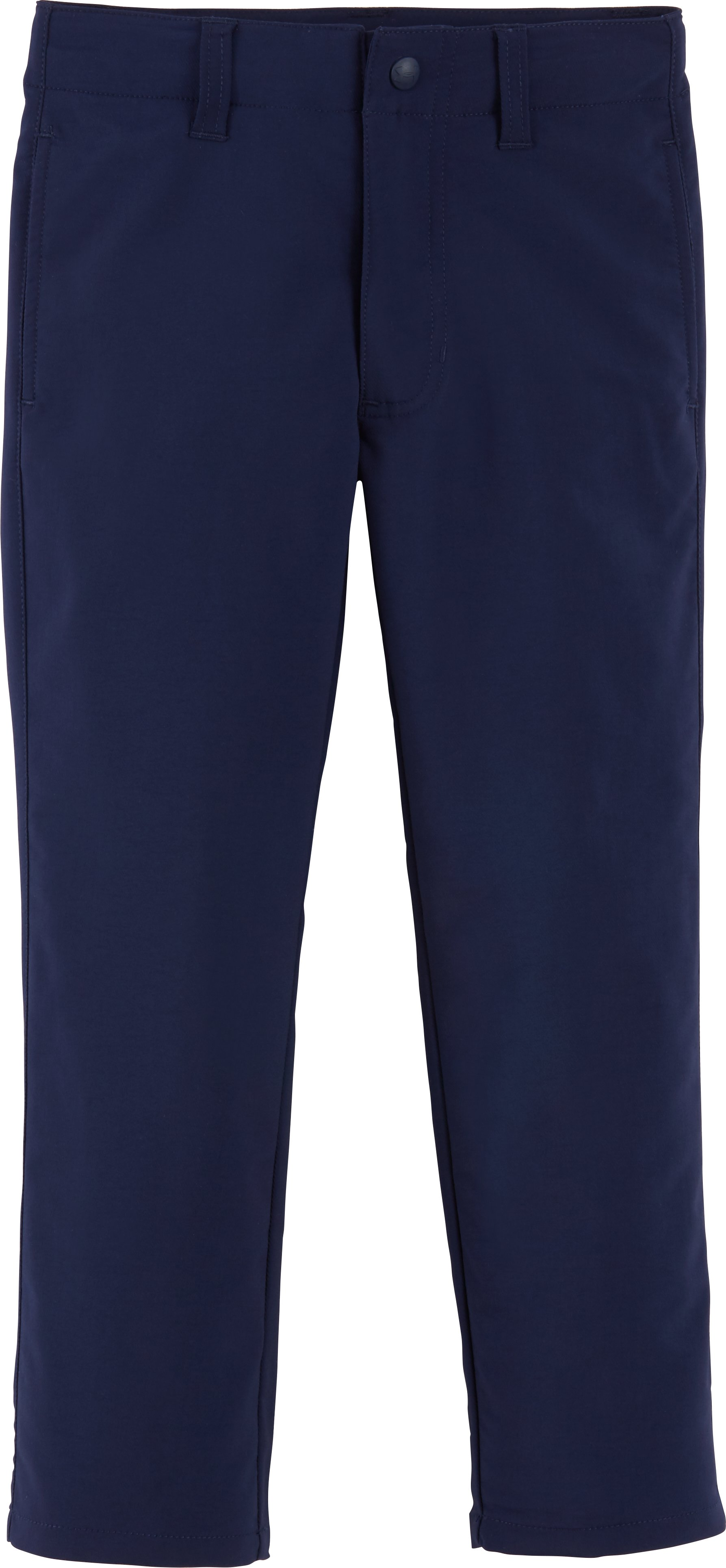 Boys' Pre-School UA Match Play Pants, NAVY SEAL, Laydown