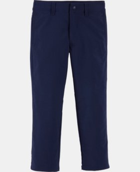 Boys' Pre-School UA Match Play Pants LIMITED TIME: FREE U.S. SHIPPING 1 Color $29.99