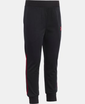 Boys' Pre-School UA Pennant Tapered Pants  1 Color $20.99