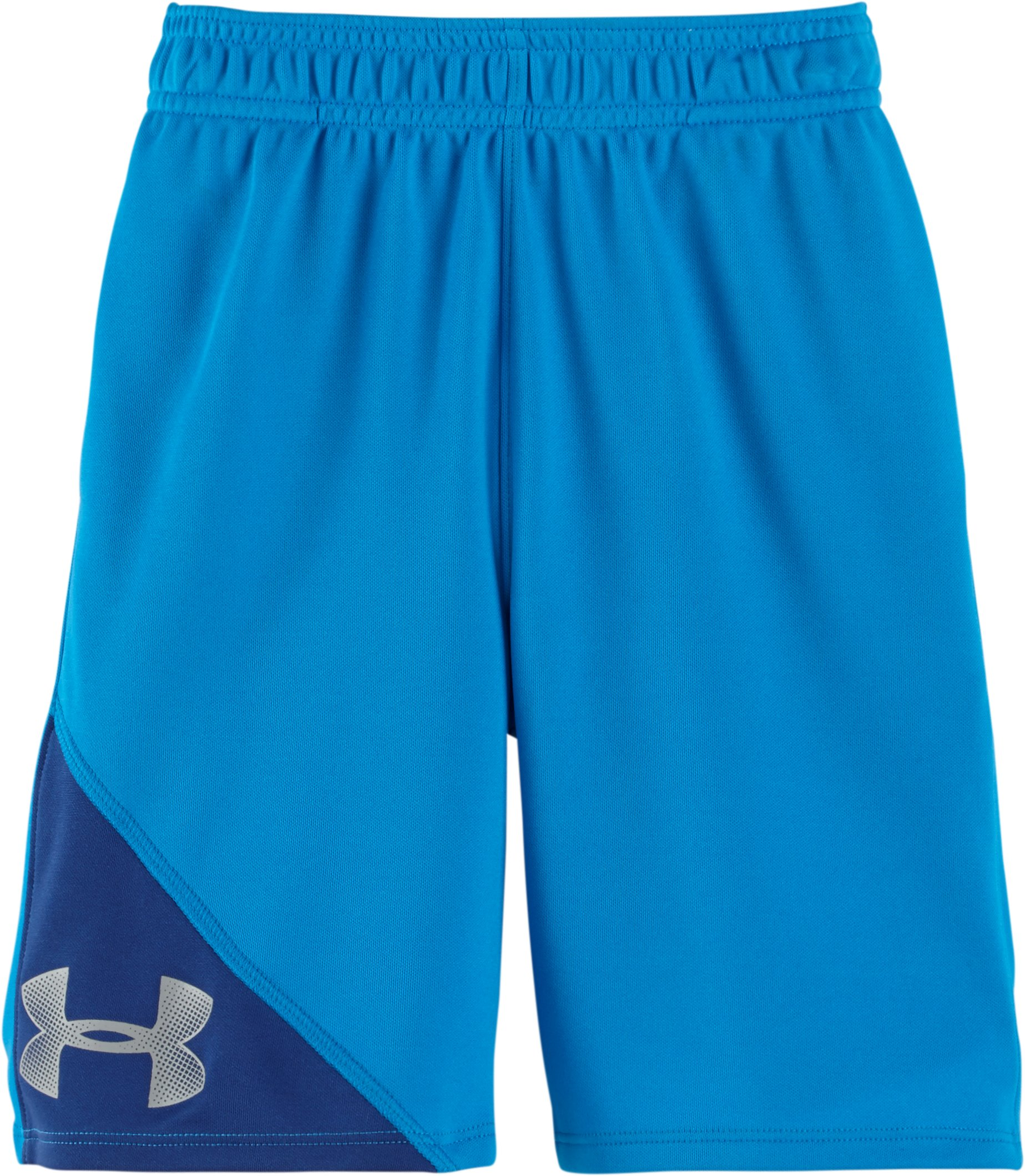 Boys' Pre-School UA Prototype Shorts, BRILLIANT BLUE, Laydown
