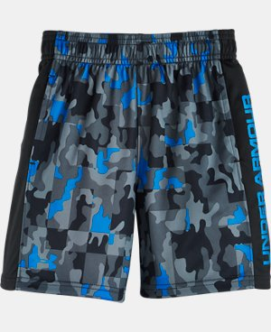 Boys' Pre-School UA Atlas Eliminator Shorts LIMITED TIME: FREE U.S. SHIPPING 1 Color $24.99