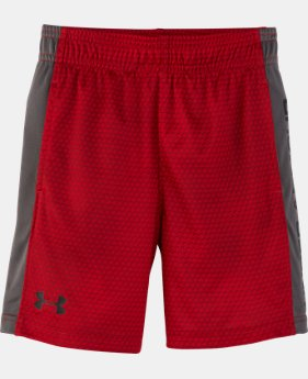 Boys' Toddler UA Game Day Eliminator Shorts  1  Color Available $18.99