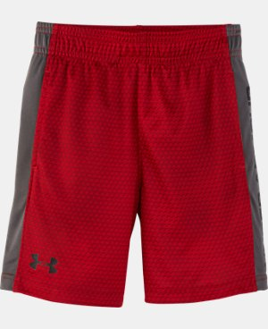 Boys' Pre-School UA Gameday Eliminator Shorts LIMITED TIME: FREE U.S. SHIPPING 1 Color $24.99