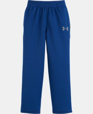 Boys' Toddler UA Midweight Champ Warm-Up Pants LIMITED TIME: FREE U.S. SHIPPING 2 Colors $20.99