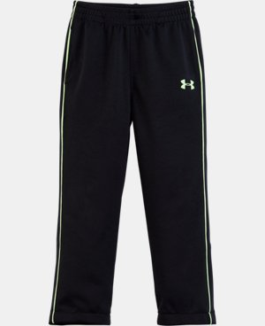 Boys' Pre-School UA Midweight Warm-Up Pants  LIMITED TIME OFFER + FREE U.S. SHIPPING 1 Color $26.99