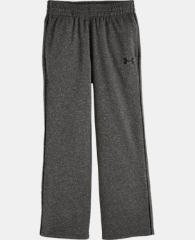 Boys' Pre-School UA Midweight Warm-Up Pants  1  Color Available $20.99