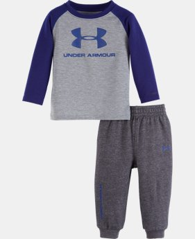 New Arrival Boys' Infant UA Core Jogger Set  1 Color $34.99