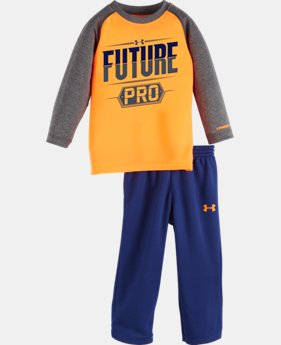 New Arrival Boys' Infant UA Future Pro Set  1 Color $34.99