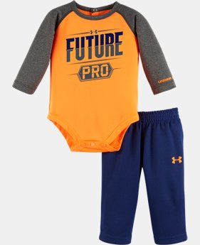 New Arrival Boys' Newborn UA Future Pro Set   $34.99