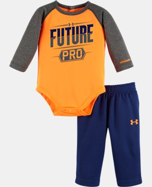 New Arrival Boys' Newborn UA Future Pro Set  1 Color $34.99