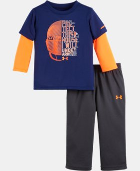 New Arrival Boys' Infant UA Protect This House Set   $34.99