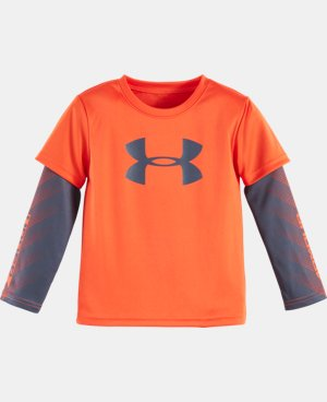 New Arrival Boys' Toddler UA Big Logo Power Slider LIMITED TIME: FREE U.S. SHIPPING  $29.99