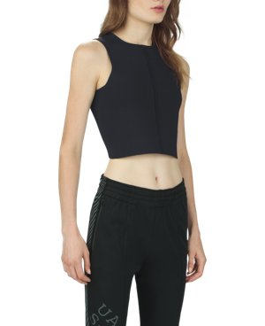 Women's UAS Racer Cropped Tank  1 Color $74.99