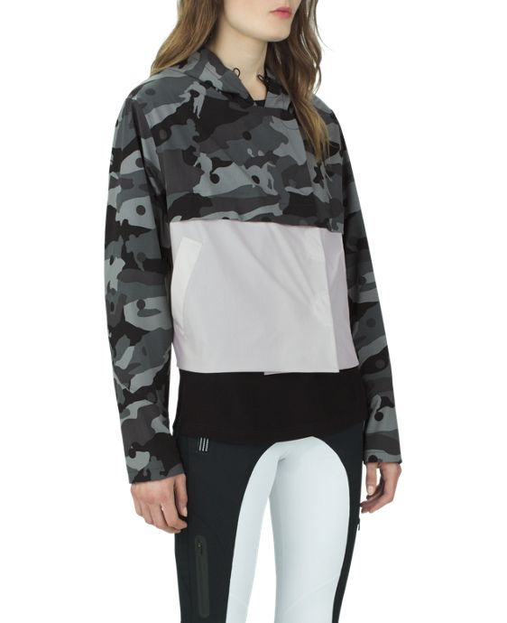 Women's UAS Elemental Camo Cropped Trench  1 Color $219