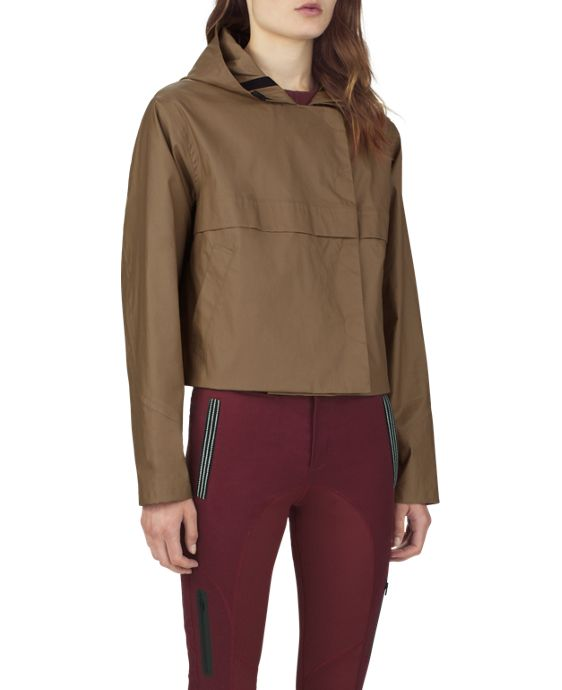 Women's UAS Elemental Cropped Trench  1 Color $189