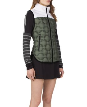 Women's UAS Formation Down Vest   1 Color $199