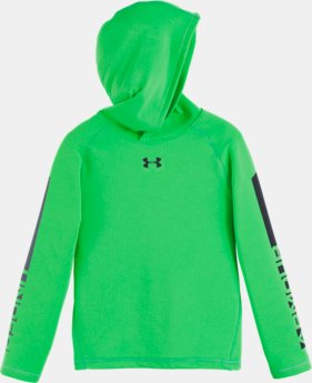New Arrival Boys' Toddler UA Waffle Hoodie    $32.99