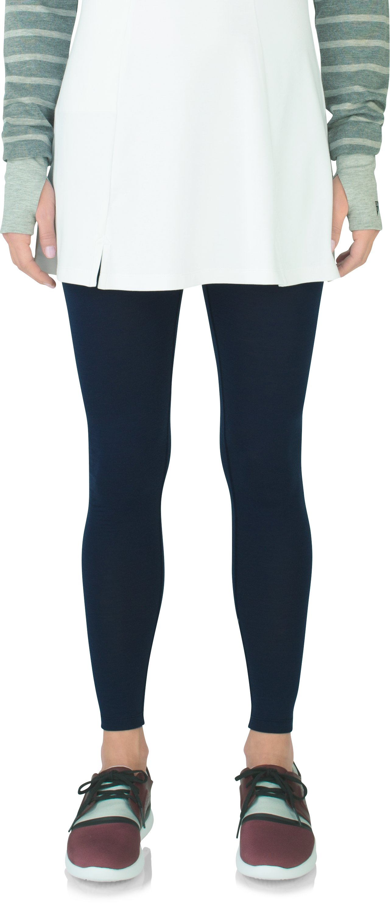 Women's UAS Prime Leggings, Navy