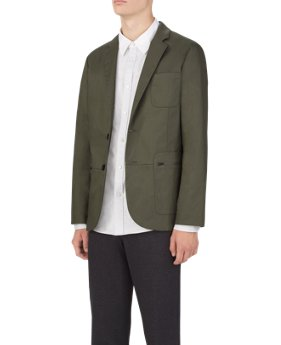 Men's UAS Draftday Rowing Blazer  1 Color $219