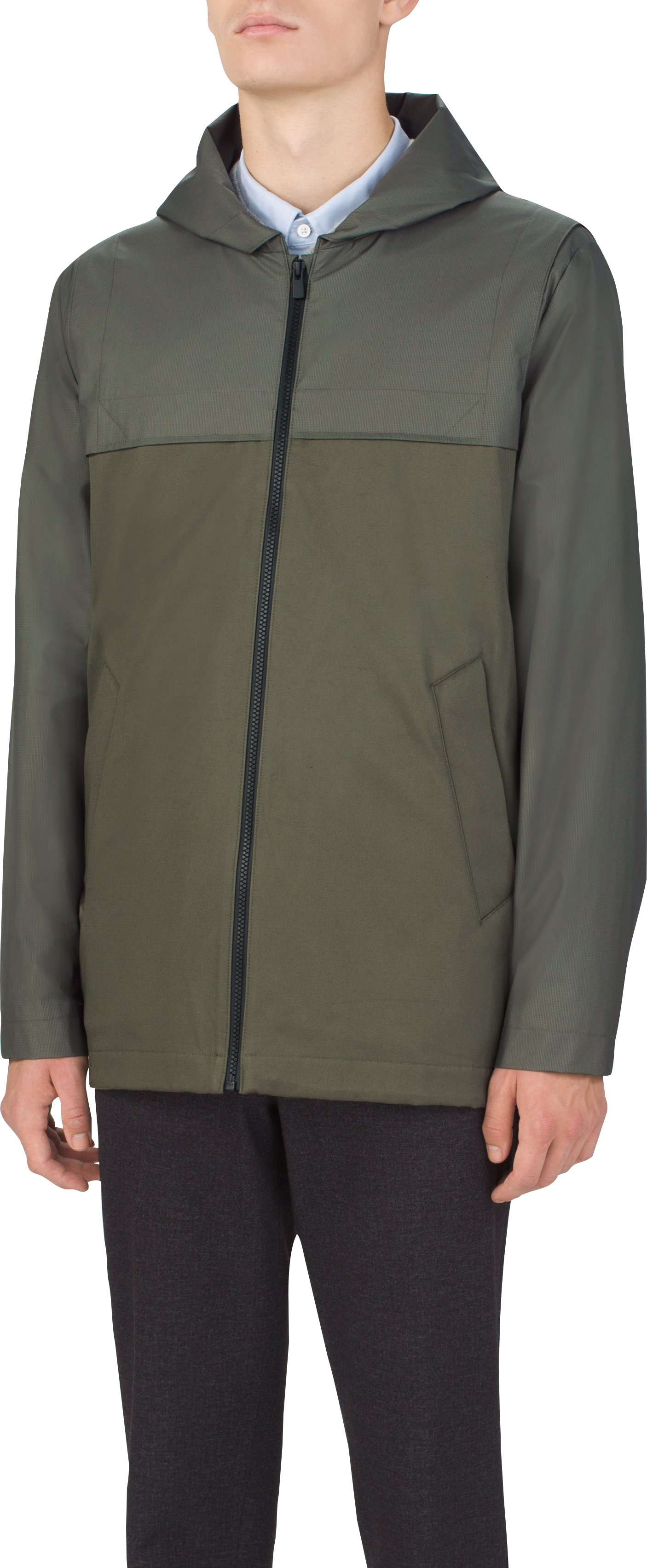 Men's UAS Coxswain, MILITARY GREEN, zoomed image