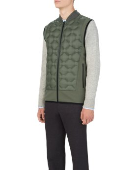 Men's UAS Transition Down Vest  1 Color $149.99