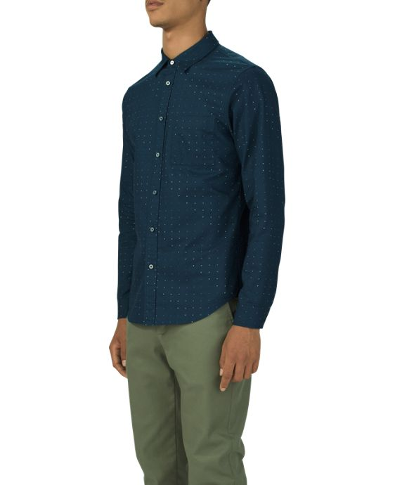 Men's UAS Draftday Pattern Oxford  1 Color $139